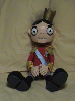 The Puppet King in Person by janiceghosthunter