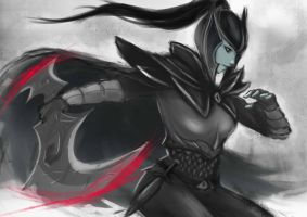 Phantom Assassin by c1c4km4n