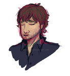 Oldish Will Graham Sketch by Autumn-12