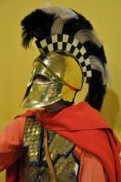 Ancient Greece re-enactors at The Potteries Museum by masimage