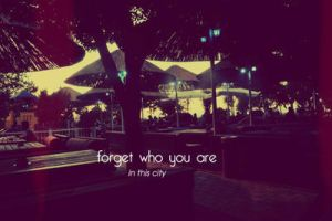 forget who you are by geluu