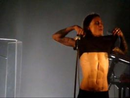 .::Ville Valo Flashes You 1::. by UnderAbigailsRose