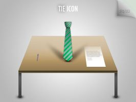Tie Icon by wurstgott
