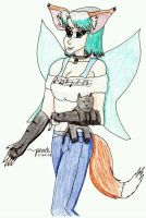 My Gaiaonline Avatar by peacetracati