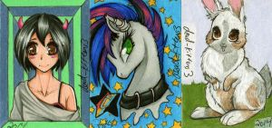 ACEO Prizes by dead-kittens3