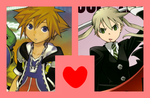 Fullmetal Kingdom ~ Sora and Maka? by 4xEyes1987