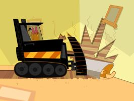 MTK - Bulldozer Time by Frederator-Studios