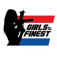 Girls of the Finest Logo by TheLadyNightshayde