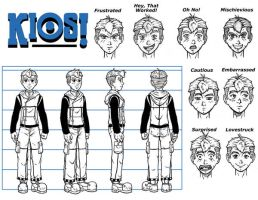 Kios Character Sheet by Godsartist