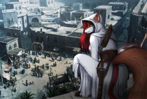 Assassins Creed Vani 2 by Vani-Fox