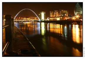 The Tyne by iswoolley