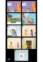 Candy storyboard by omarhamdy
