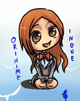 Orihime Inoue by goldenthyme