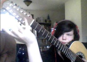 The 12 String And I. by PassionateMasochist