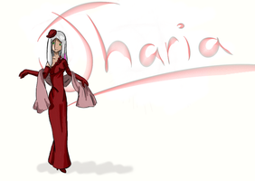 Quick Drawing: Jharia by Oodlesthree