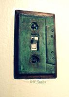 Casette Switch Plate by KyleCrocodile