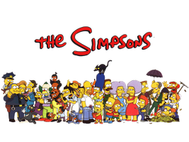 los simpsons png 1 by florchu1