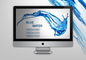 Blue Water by LinuxEvolution