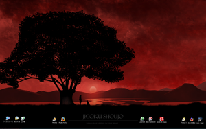 Desktop March '09 by withonewing