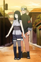 The Last Naruto The Movie - Naruto e Hinata by UchihaMadaraSan