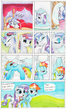 Morning Routines by kittyhawk-contrail