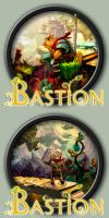 Bastion Icons by kodiak-caine