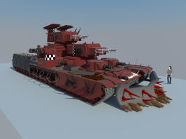 T-101B ORK version by Giganaut