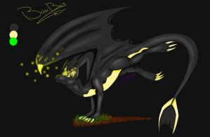 Barbos for Draggie! (dragon-of-Wonder) by Deathtail-The-DraCon
