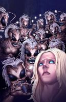 Grimm Fairy Tales 104B by StephenSchaffer