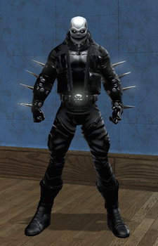 Ghost Rider (DC Universe Online) Updated by Macgyver75