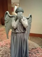 Weeping Angel by VoodooDusk