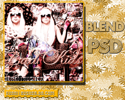 Blend PSD #5 by evan11rusher