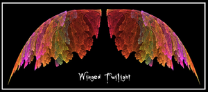Winged Twilight by VoxendCroise