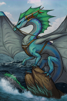 __Lord of Sea and Surf by Emerald-Hearts