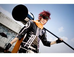 D.Gray-man by josephlowphotography