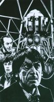 Evil of the Daleks by Herbarianband