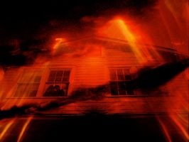possesed house by cutthroat-killjoy
