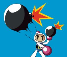 Bomberman is the bomb by TheWax