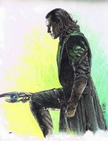Lord Loki by MyWorld1