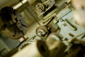 Knobs and Gears by danielgregoire