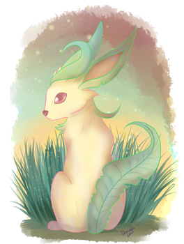 Leafon by Lalobadelcrepusculo
