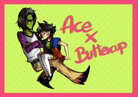 Ace x Buttercup by ToNDWOo