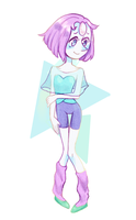 Baby gem pearl by LittleMissDelirious