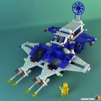 Lego, 6980 Galaxy Commander by lantlant