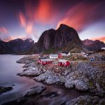 Hamnoy Village by soulofautumn87