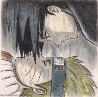 .:Naruto and Sasuke:. by paranoiaPRODIGY