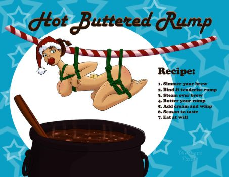 Hot Buttered Rump by ParanoidPoozle