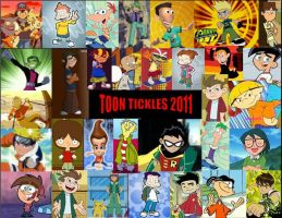 Toon Tickles 2011 Preview by ticklguy12