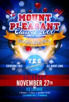 Mt. Pleasant Reunion Flyer by AnotherBcreation