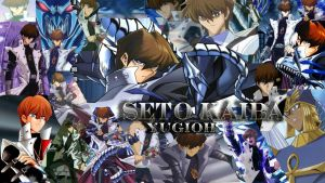 Seto Kaiba Wallpaper by jcxtreem